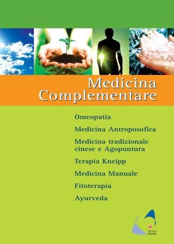 Omeopatia Medicina Antroposofica Medicina tradizionale cinese e ...
