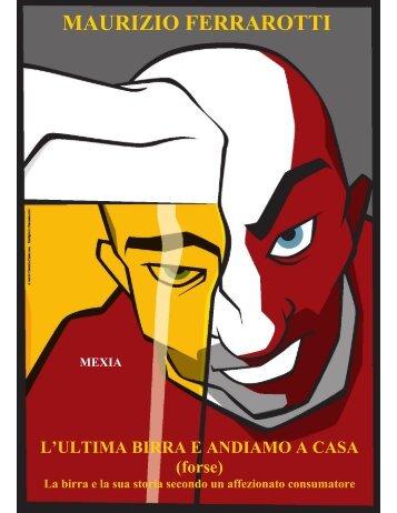 L'ultima birra e andiamo a casa (forse) (.pdf) - Maurizio Ferrarotti