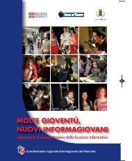 Molte gioventù, nuovi Informagiovani - Città di Torino