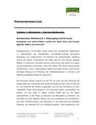 PRESSEINFORMATION - Braingame Publishing