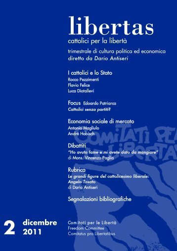 Download gratuito - Libertates