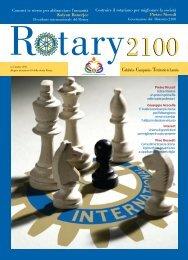Ottobre 2011 - Rotary Club Rogliano Valle del Savuto