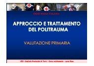 Trauma - Croce Rossa Italiana - Comitato Provinciale di Terni