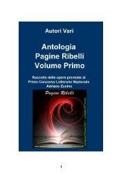 vol1 - Pagine Ribelli
