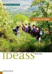 A SCUOLA NEI PARCHI - ideass