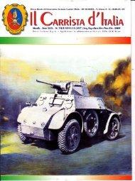 257 - Associazione Nazionale Carristi d'Italia