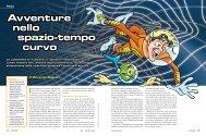 Avventure nello spazio-tempo curvo - Lezioni di fisica per gli allievi ...