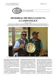 memorial michele iazzetta a campo felice - giornale della cinofilia