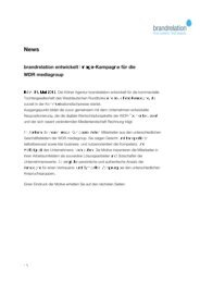 brandrelation agentur für kommunikation gmbh, köln