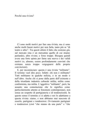 numero completo download pdf 316Kb - L'Asino vola