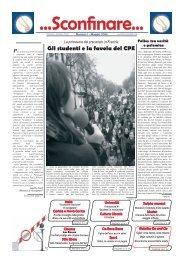 Gli studenti e la favola del CPE - Sconfinare.net
