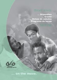 Programa Internacional de Becas Ernst Mach - Universidad Andrés ...