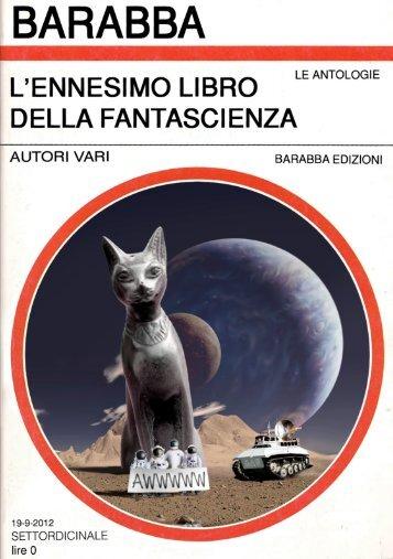 L'ennesimo libro della fantascienza