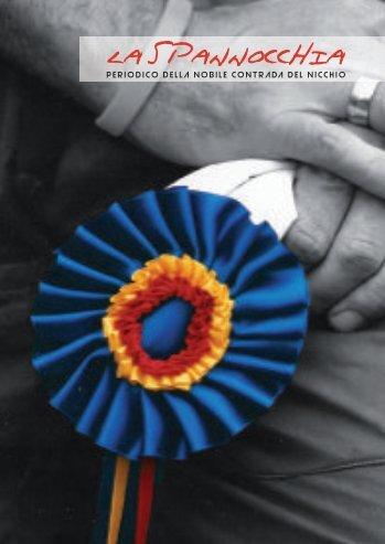 LA SPANNOCCHIA - Comitato Amici del Palio