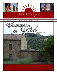 Italy Summer in - College of Arts & Sciences