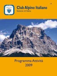 Club Alpino Italiano - CAI Sezione di Siena