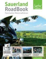 Sauerland RoadBook - Sauerland-Kurvenreich