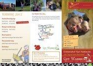 TERMINE 2012 - Schmallenberger Sauerland