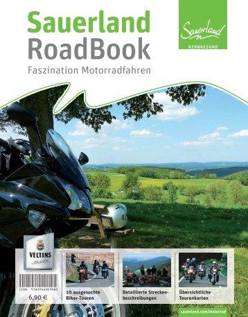Sauerland RoadBook - Schmallenberger Sauerland