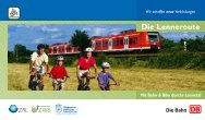 Mit Bahn & Bike durchs Lennetal - Lenneroute