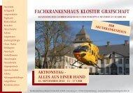 fachkrankenhaus kloster grafschaft - Schmallenberger Sauerland