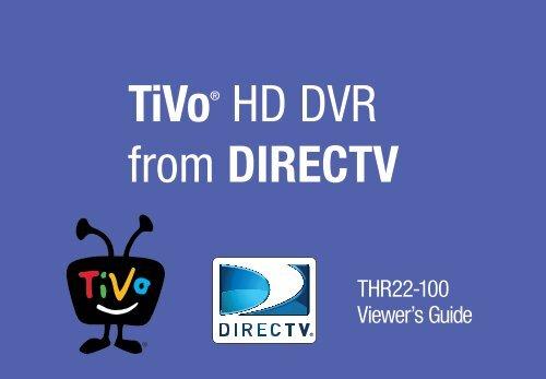 TiVo® HD DVR from DIRECTV