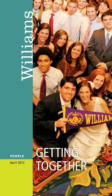 April 2012 Alumni News Williams College