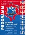 Programm ST 05/4.2.05.imp - Schmerz Therapie Deutsche ...