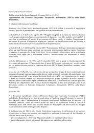 Approvazione del PDTA sulla dialisi domiciliare - 2012 - Aned