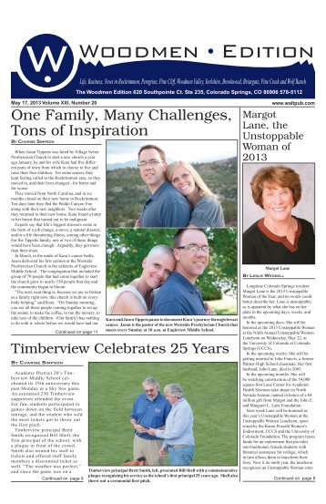 One Family, Many Challenges, Tons of Inspiration