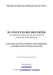 Metodo Furter - Centro Crisalide