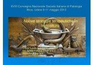 Nuove strategie terapeutiche in troticoltura - SIPI