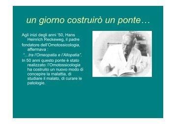 Medicina Biologica - Omceomb.it