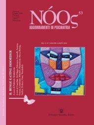 Copertina, indice, prefazione - E-Noos.It