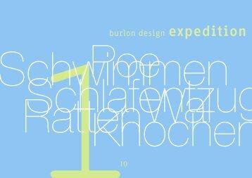 burlon design expedition