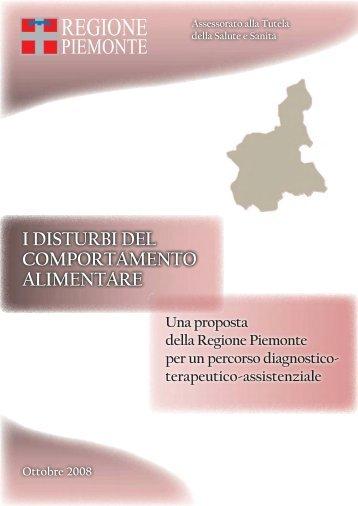 Una proposta della Regione Piemonte per un percorso diagnostico ...