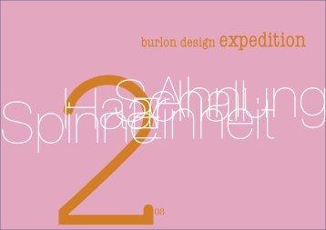 Ausgabe 02 - burlon design