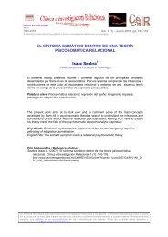 PDF completo - Psicoterapia Relacional