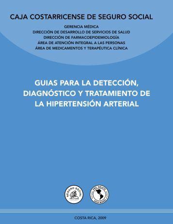 GUIAS PARA LA DETECCIÓN, DIAGNÓSTICO Y ... - Binasss