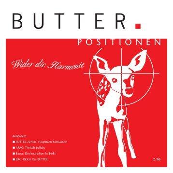 FÜR SIE … GESURFT - Butter