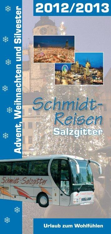 Leipzig - Schmidt-Reisen Salzgitter