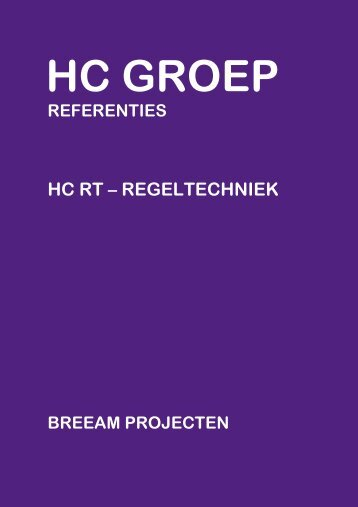 HC GROEP