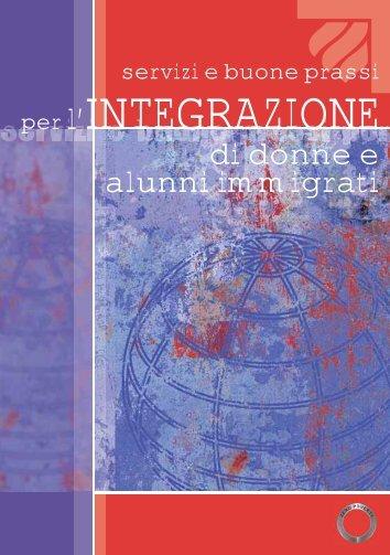 progetto integrazione servizi - Caritas Diocesana di Verona