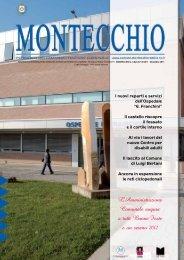 Notiziario Dicembre 2011 - Comune di Montecchio Emilia