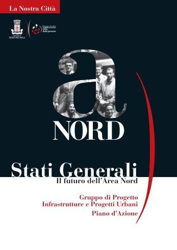 RE AreaNord opuscolo 2011.indd - Comune di Reggio Emilia