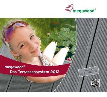 megawood Das Terrassensystem 2012