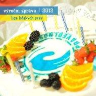 Výroční zpráva | 2012