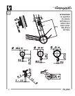 Istruzioni deragliatore QS - Campagnolo - Page 6