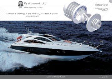 www.fastmount.com Sistema di montaggio per pannelli, vincitore di ...