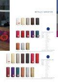 Metallic Sensation Teelichte Regalpräsentation - Candle-Company - Seite 7